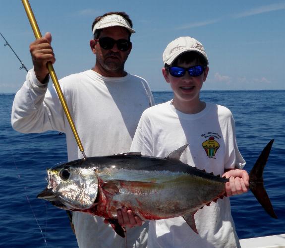 Offshore tuna sport fishing islamorada fishing charters for Tuna fishing florida