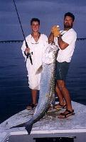 Tarpon Fishing Gallery: Big Islamorada Tarpon abound March through October. Islamorada Fishing Charters Florida Keys